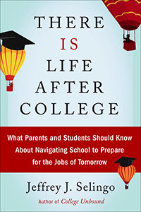 Cover of 'There Is Life After College' by Jeffrey J. Selingo